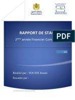 Rapport de Stage Imane