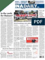 China Daily USA - April 16 2018
