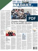 China Daily USA - May 3 2018