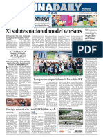 China Daily Hong Kong - May 1 2018