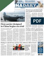China Daily Latin America Weekly - May 14 2018