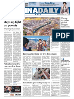 China Daily Hong Kong - March 31 2018