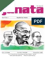 Indian Economy and Food Price Volatility  by Prof. Vibhuti Patel Janata January 28 2018
