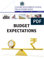 Gender Responsive Budget Expectations by Prof. Vibhuti Patel MEDC Dec 2017