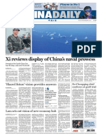 China Daily Hong Kong - April 13 2018