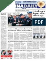 China Daily - April 10 2018