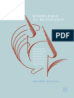 Stevienna de Saille -  Knowledge as Resistance- The Feminist International Network of Resistance to Reproductive and Genetic Engineering, 2017, Palgrave Macmillan,  UK.pdf