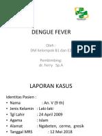 mr dengue fever