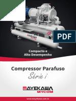 Compressor Parafuso Série i - Mayekawa