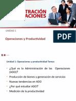 1 Operaciones y Productividad