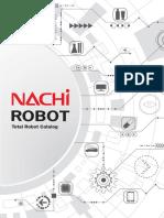 Nachi Robot Catalog 2018