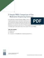 FMEA_FiveMedicationDispensingScenariosTool