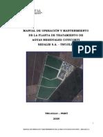Manual de Operacion Mantenimiento de La Planta Covicorti 1