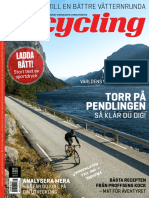 Bicycling nr 4 2018