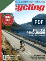 Bicycling nr 4 2018