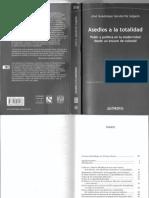 Gandarilla, José Guadalupe - Adios a la totalidad. Poder política en la modernidad desde el encare de-colonia.pdf