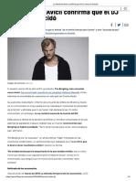 La Familia de Avicii Confirma Que El DJ Sueco Se Suicidó Artículo