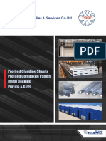 Composite Panel Technical Brochure 06-07-2015