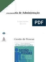 Gestao de Pessoas - Aulas 3 e 4 (18jun2016)