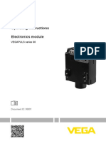 36801 en Elektronics Module VEGAPULS Series 60 Plicsplus