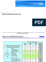 Ethernet Features