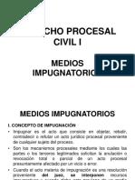 DPC I - Medios Impugnatorios
