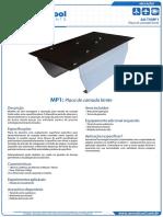 Datasheet - Placa de Camada Limite - Aa-tvmp