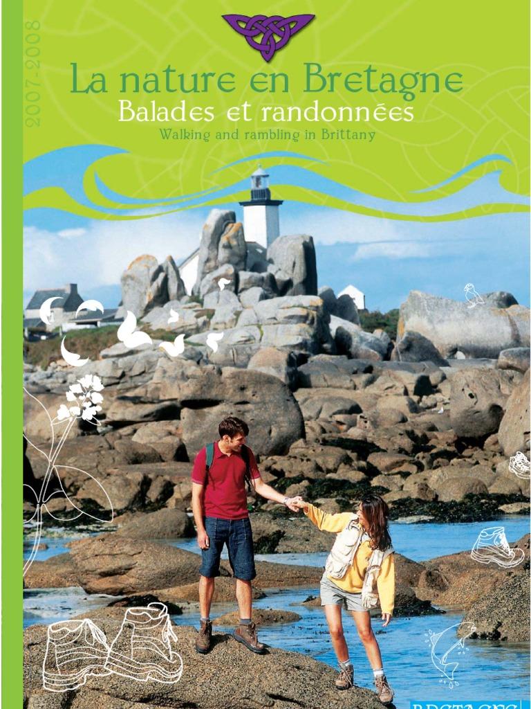 La Nature En Bretagne Balades Et Randonnées Tourisme Plaie