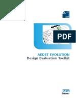 Aedet Evolution Documentation v100605