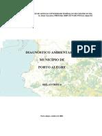 Diagnóstco Ambiental de Porto Alegre
