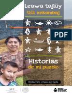 08 Historias de Mi Pueblo Huave Oeste