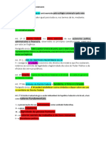 LODF - Exercicios Com Artigoas