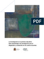 Martinez R. (2007) La Investigación en La Práctica Educativa