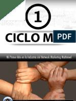 1 Ciclo MLM Mi Primer Año en el Network Marketing Multinivel