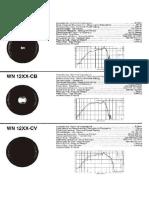 Especificações Do Catálogo Da Novik