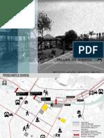 Estudio urbano del CCHH del Rimac