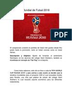 Mundial de Futsal 2018.docx