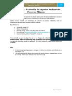 Trabajo Nº 1 - Laboratorio de Gestión y Control Ambiental Minero 1-2018
