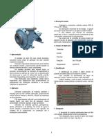 Manual de Serviço Bombas Equipe da série EQ