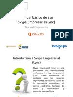 Manual Basico Lync