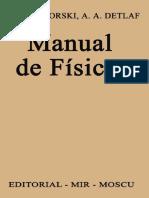 287982722 Manual de Fisica Yavorski Detlaf