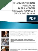 Muhammadiyah Era Modern