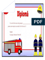 Diploma Pompieri