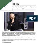 Tech Retele Sociale Adevarul Live 1300 Despre Campania Online Klaus Iohannis Mare Influenta Avut Facebookb 1 5478433ea0eb96501e29f477 Index