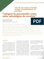 UD04 A02 C01 Integrar La Prevencion Como Valor Estrategico de Servicio
