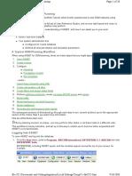 Workflow Tutorial - GSM Planning