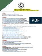 proposed 2018-2019 gmea statewide calendar - google docs