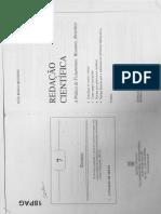 MEDEIROS, J. B. Redação científica - A prática de fichamentos, resumos, resenhas