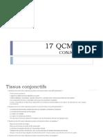 2_qcm Tissus Conjonctifs Questions