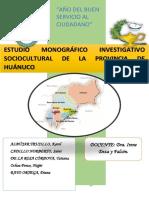 monografia de antropología